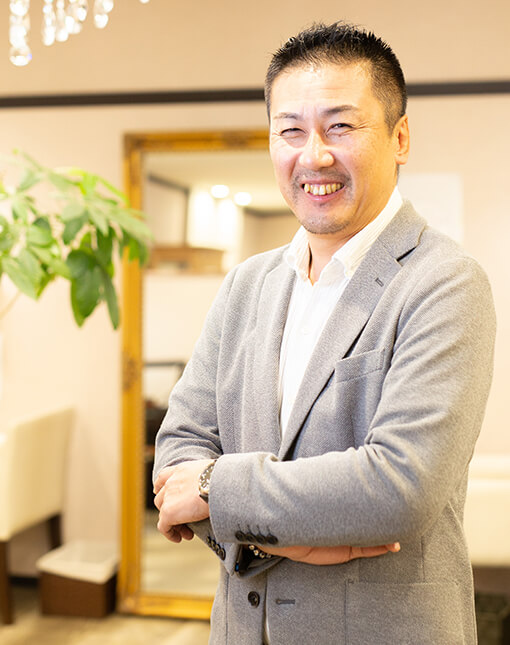 株式会社オー・イー・ケーグループ代表取締役社長 堀川晃一